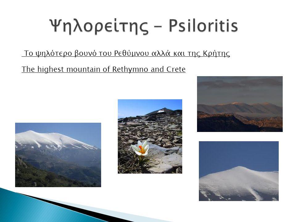 Ψηλορείτης - Psiloritis
