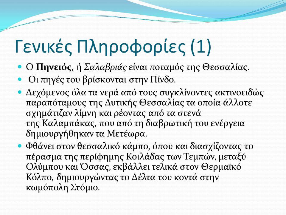Γενικές Πληροφορίες (1)