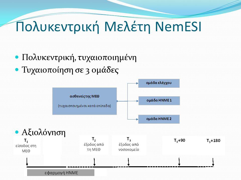 Πολυκεντρική Μελέτη NemESI