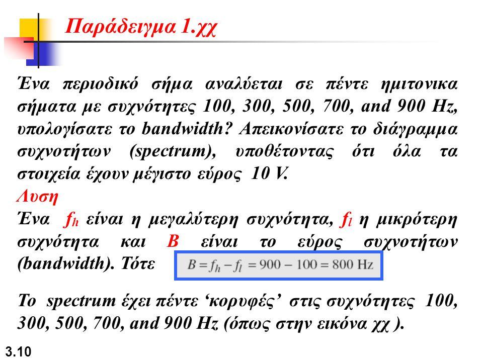 Παράδειγμα 1.χχ