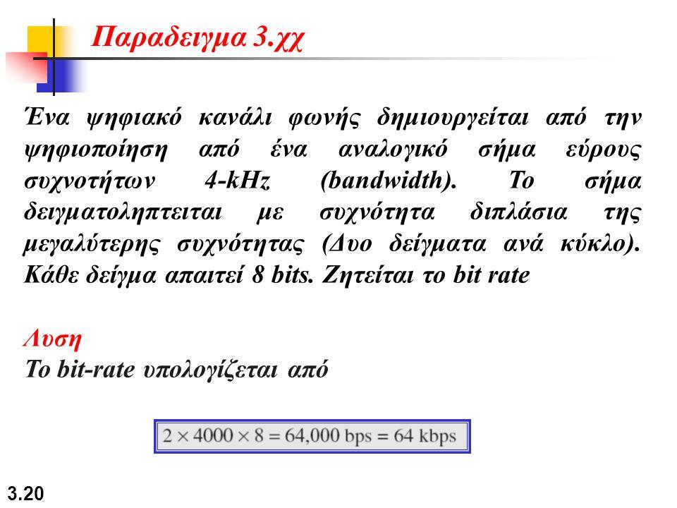 Παραδειγμα 3.χχ