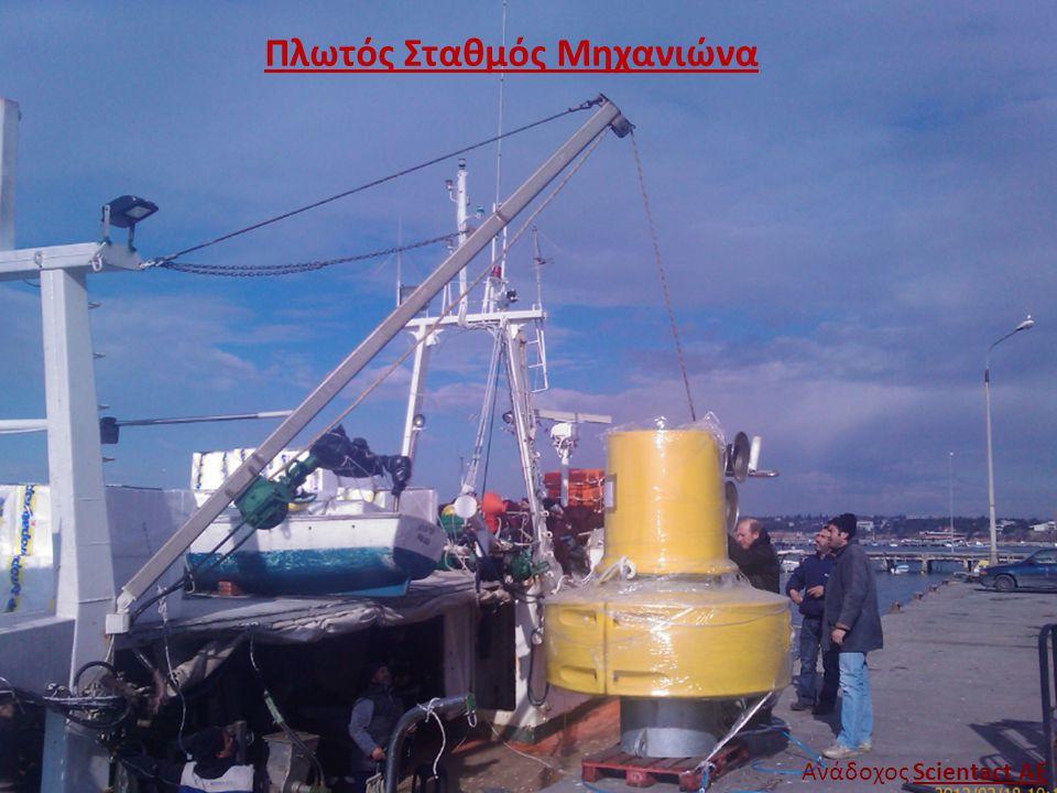 Πλωτός Σταθμός Μηχανιώνα