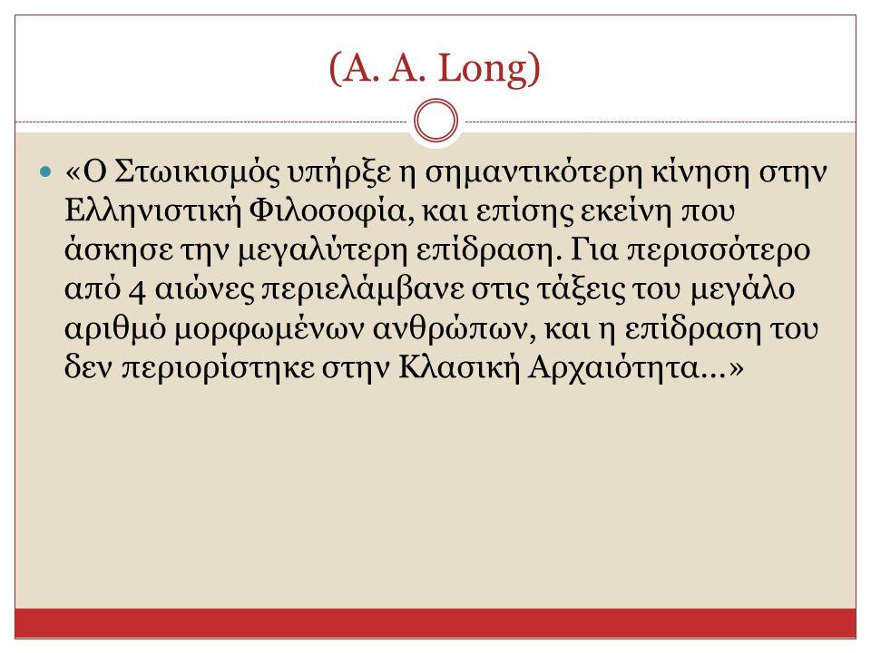 (Α. Α. Long)