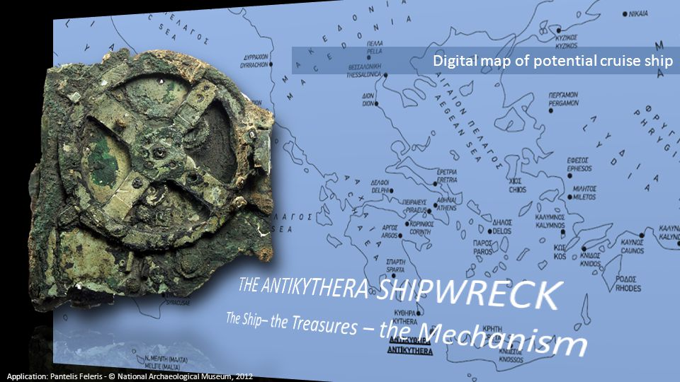 THE ANTIKYTHERA SHIPWRECK