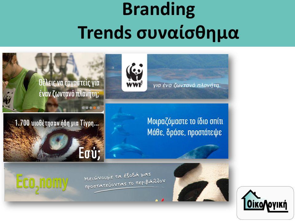 Branding Trends συναίσθημα