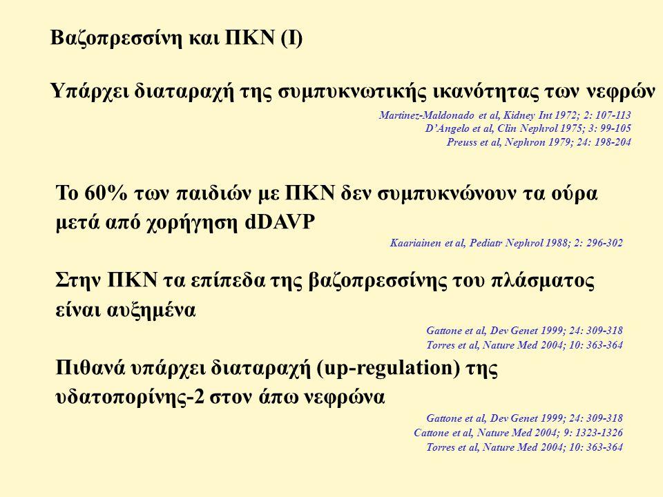 Βαζοπρεσσίνη και ΠΚΝ (Ι)
