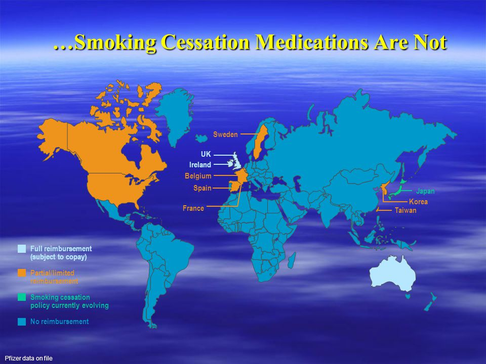 …Smoking Cessation Medications Are Not