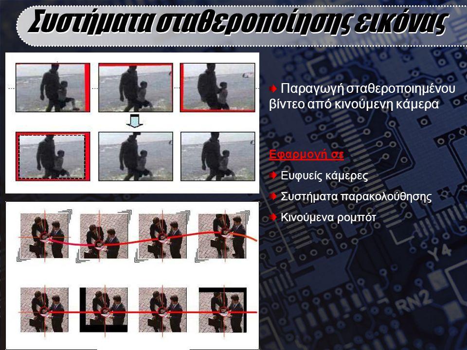Συστήματα σταθεροποίησης εικόνας