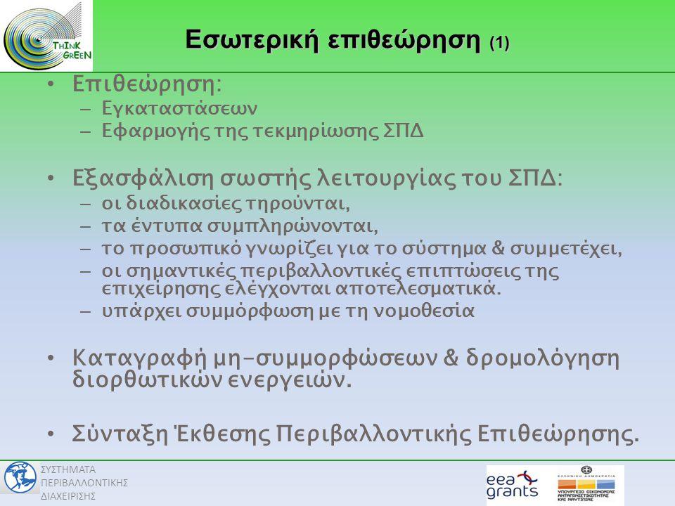 Εσωτερική επιθεώρηση (1)