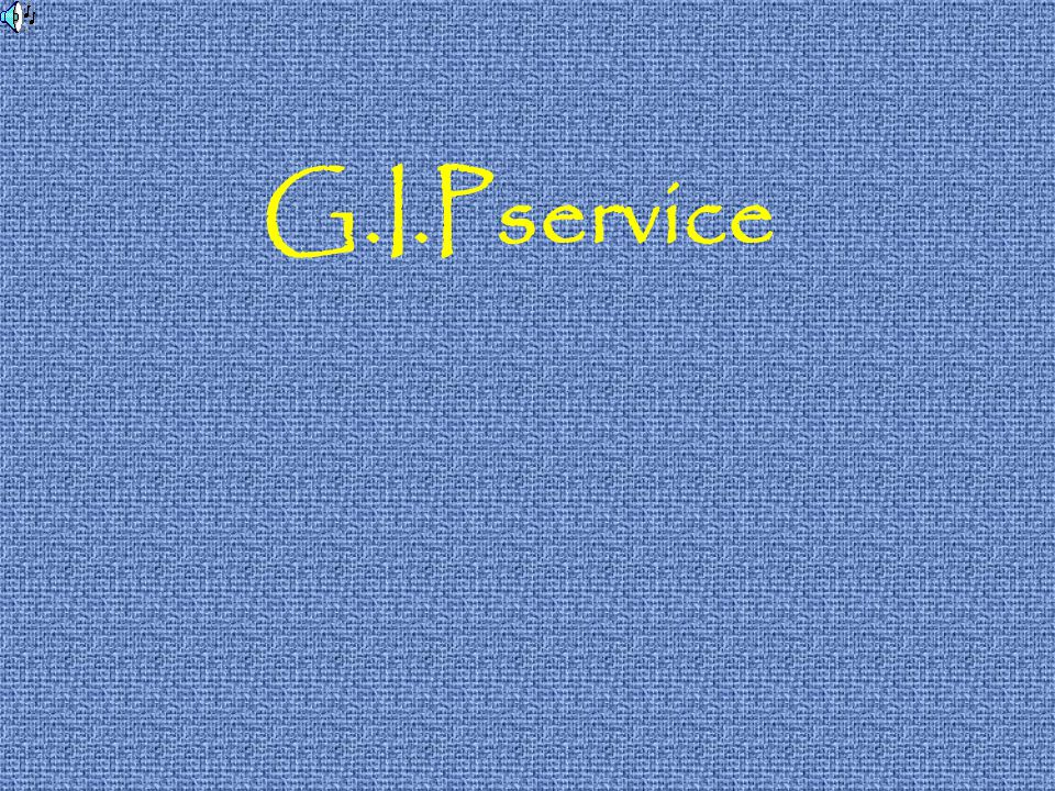 G.I.Pservice
