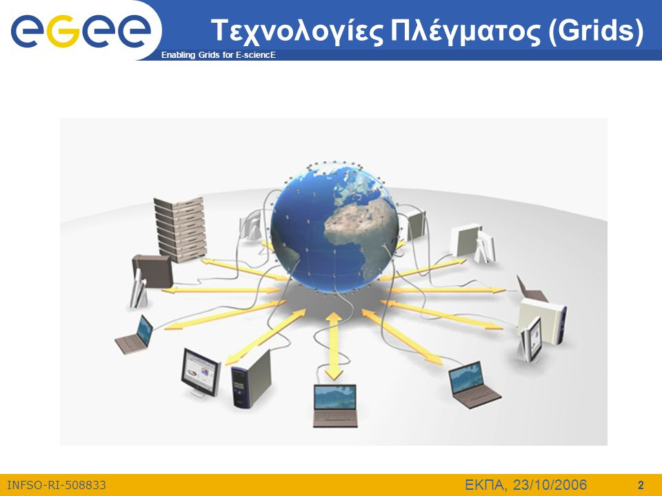 Τεχνολογίες Πλέγματος (Grids)