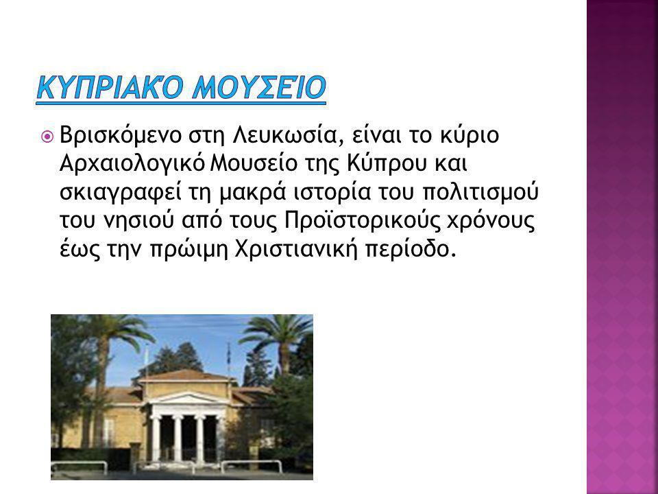 Κυπριακό Μουσείο