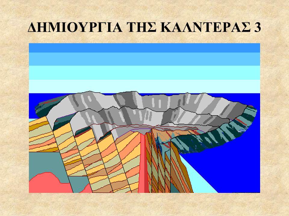 ΔΗΜΙΟΥΡΓΙΑ ΤΗΣ ΚΑΛΝΤΕΡΑΣ 3