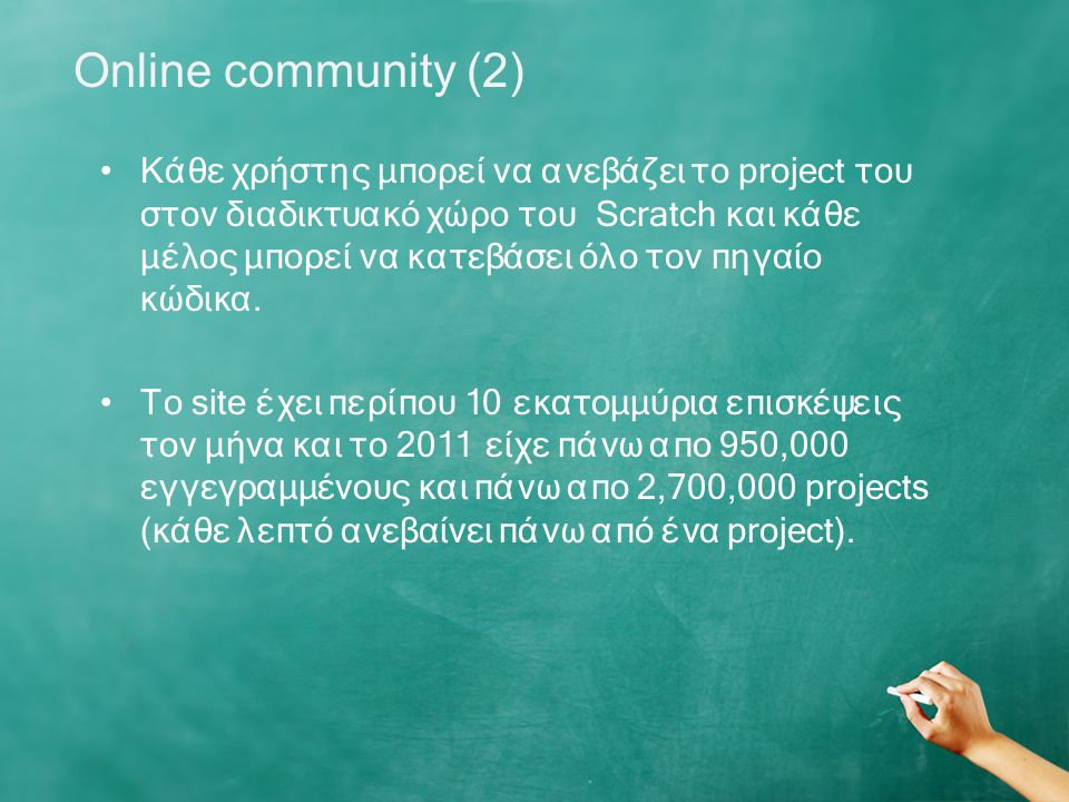 Online community (2)