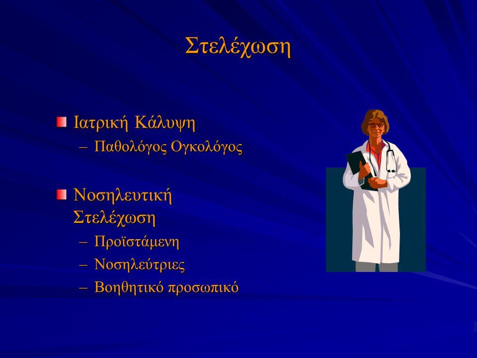 Στελέχωση Ιατρική Κάλυψη Νοσηλευτική Στελέχωση Παθολόγος Ογκολόγος