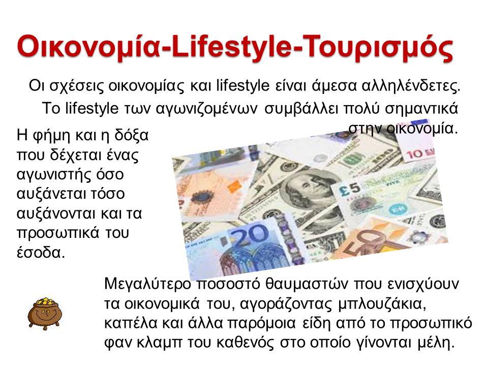 Οικονομία-Lifestyle-Τουρισμός