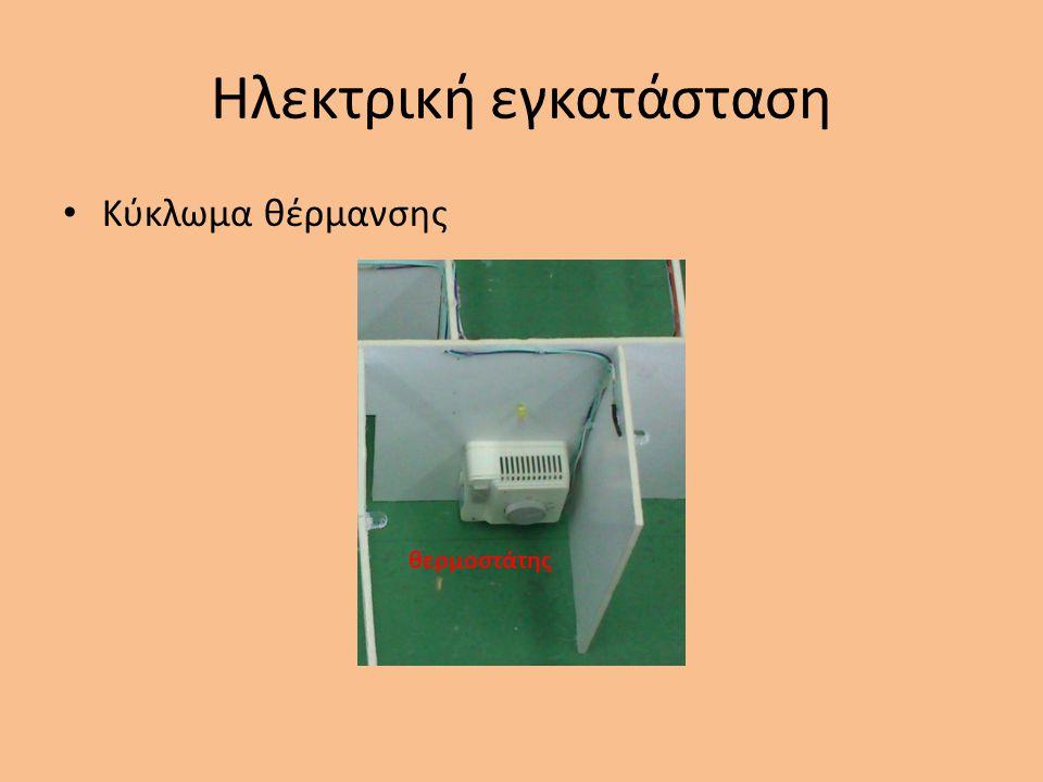 Ηλεκτρική εγκατάσταση