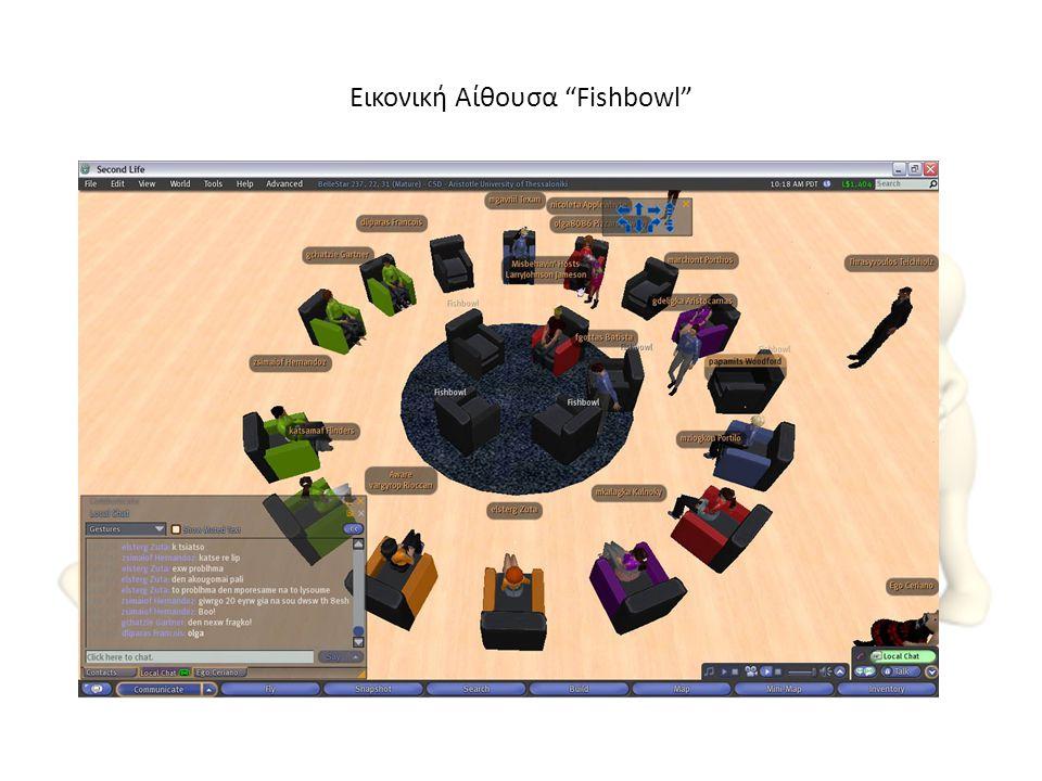 Εικονική Αίθουσα Fishbowl