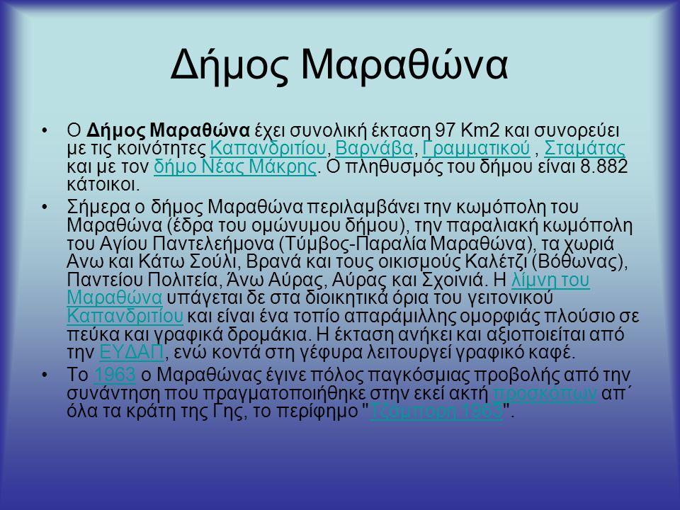 Δήμος Μαραθώνα