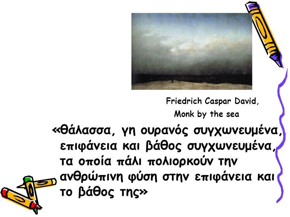 Friedrich Caspar David,