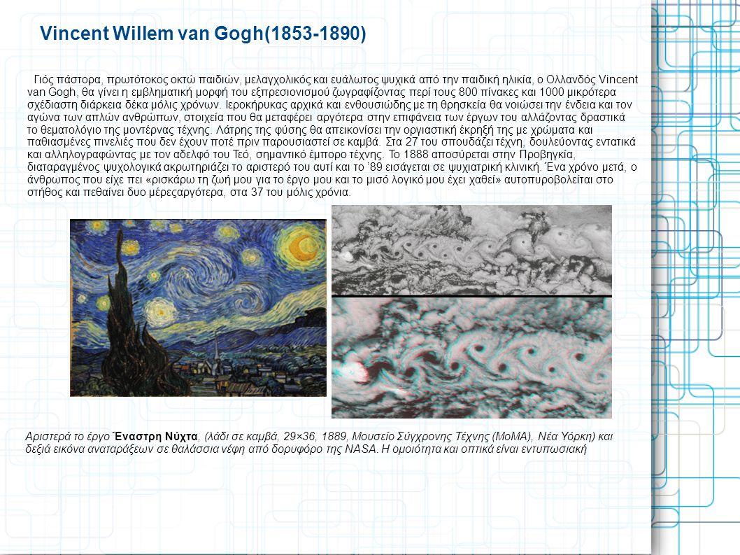 Vincent Willem van Gogh(1853-1890)