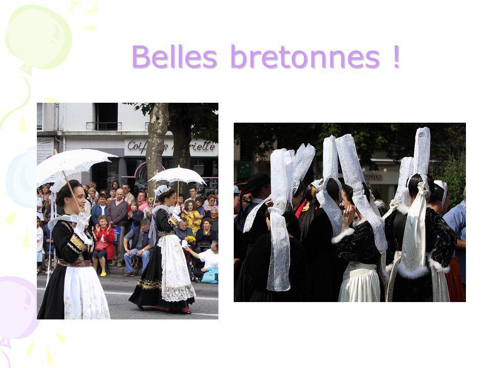 Belles bretonnes !
