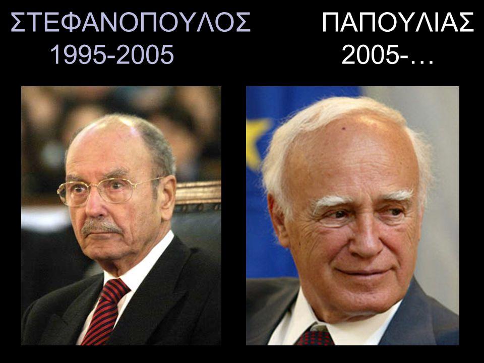 ΣΤΕΦΑΝΟΠΟΥΛΟΣ ΠΑΠΟΥΛΙΑΣ 1995-2005 2005-…