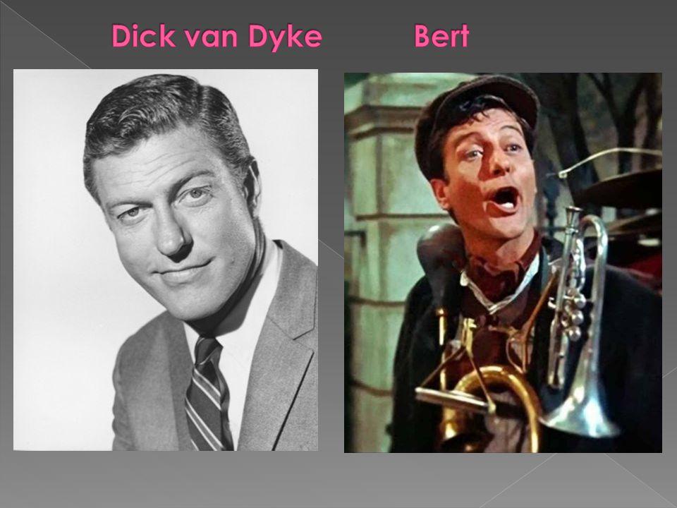 Dick van Dyke Bert