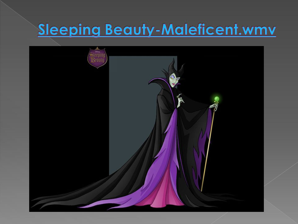 Sleeping Beauty-Maleficent.wmv