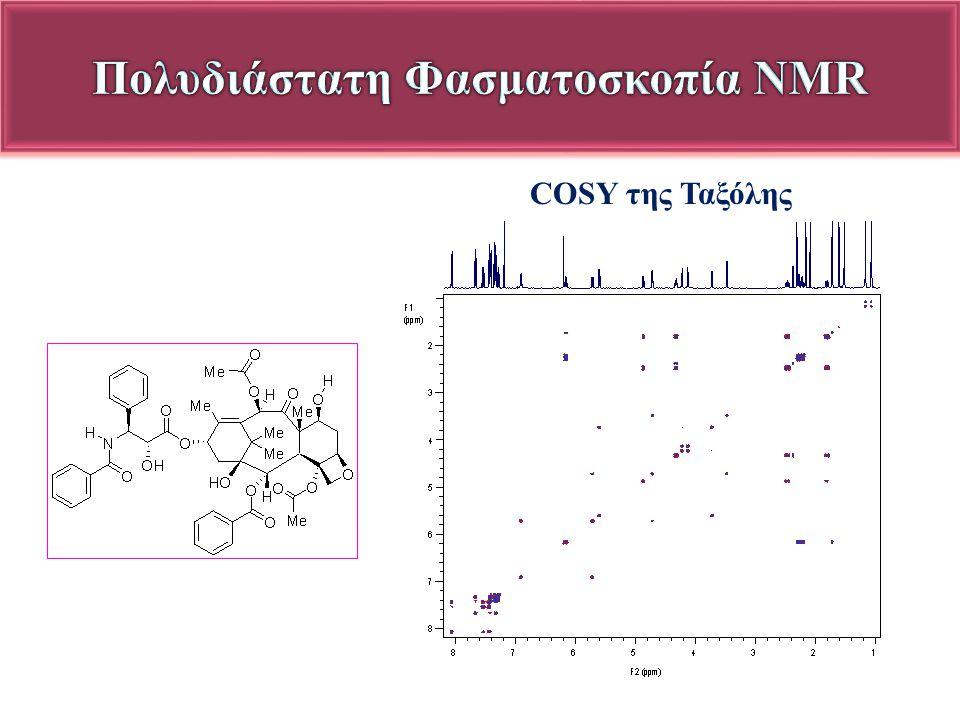 Πολυδιάστατη Φασματοσκοπία NMR