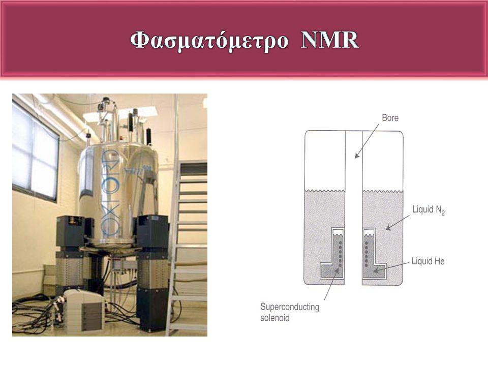 Φασματόμετρο NMR
