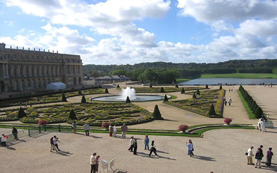 Parterre du Midi – Jardin du Château de Versailles
