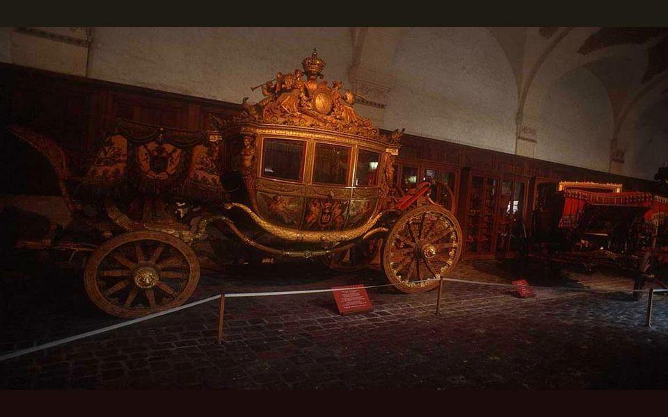 Musée des carrosses – Το Μουσείο των Αμαξών