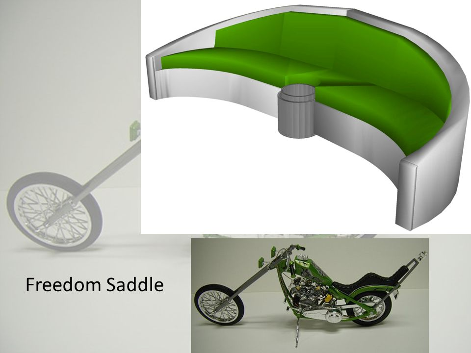 Freedom Saddle