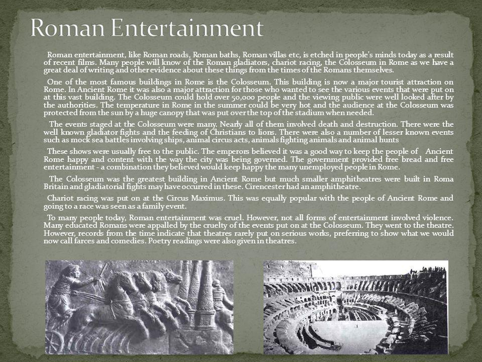 Roman Entertainment