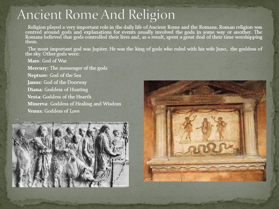 Ancient Rome And Religion