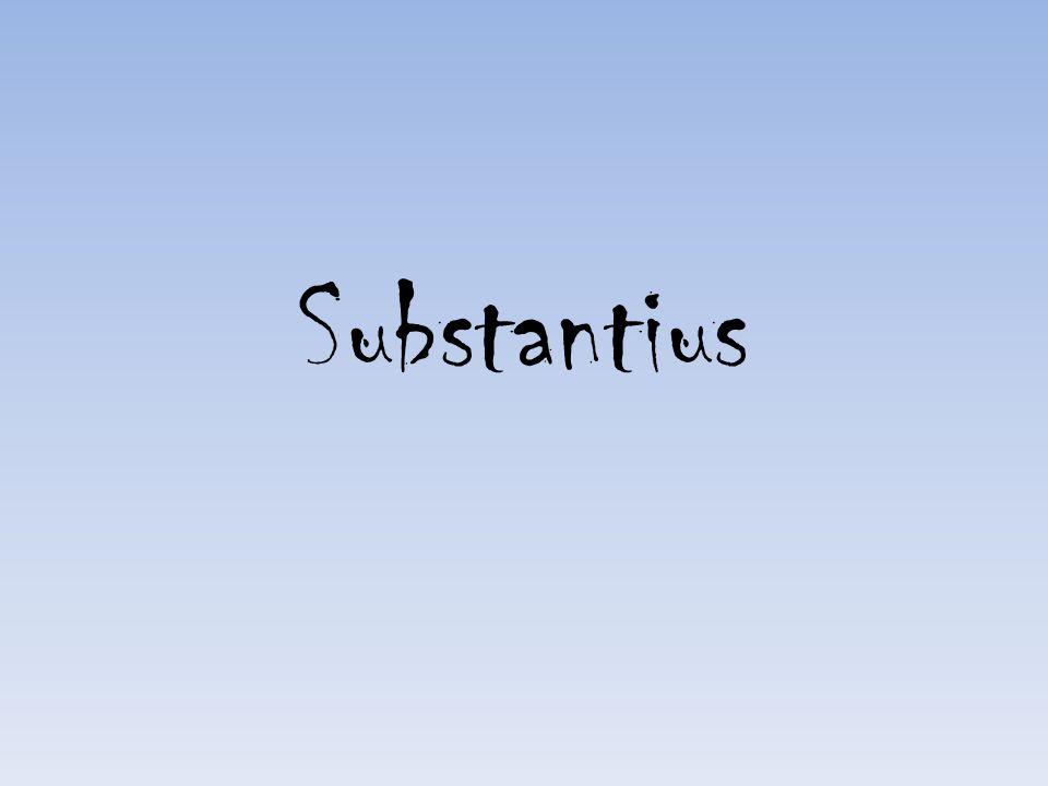 Substantius