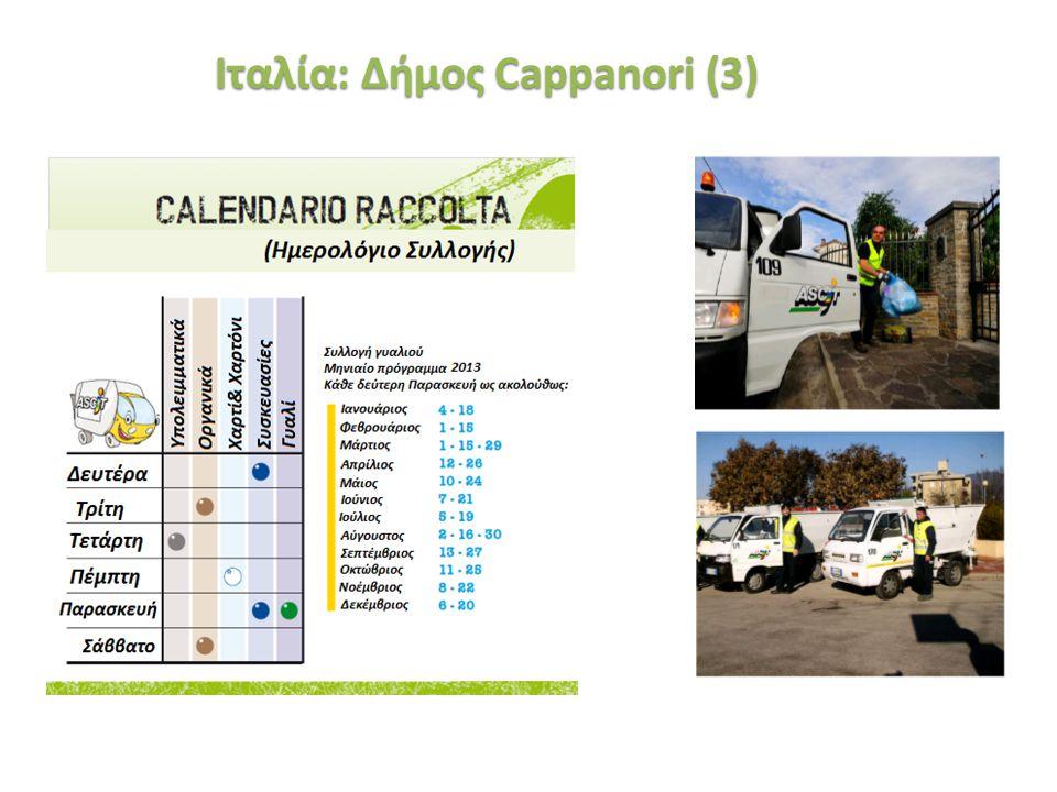 Ιταλία: Δήμος Cappanori (3)