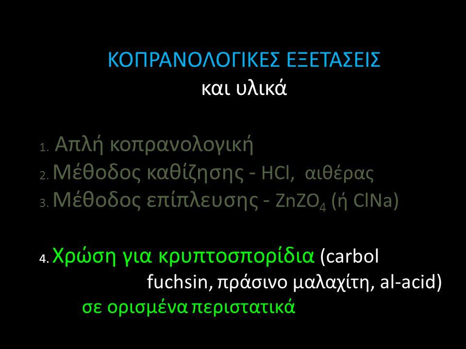 ΚΟΠΡΑΝΟΛΟΓΙΚΕΣ ΕΞΕΤΑΣΕΙΣ