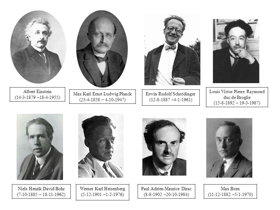 Louis Victor Pierre Raymond duc de Broglie (15-8-1892 – 19-3-1987)