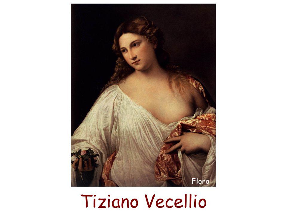 Flora Tiziano Vecellio