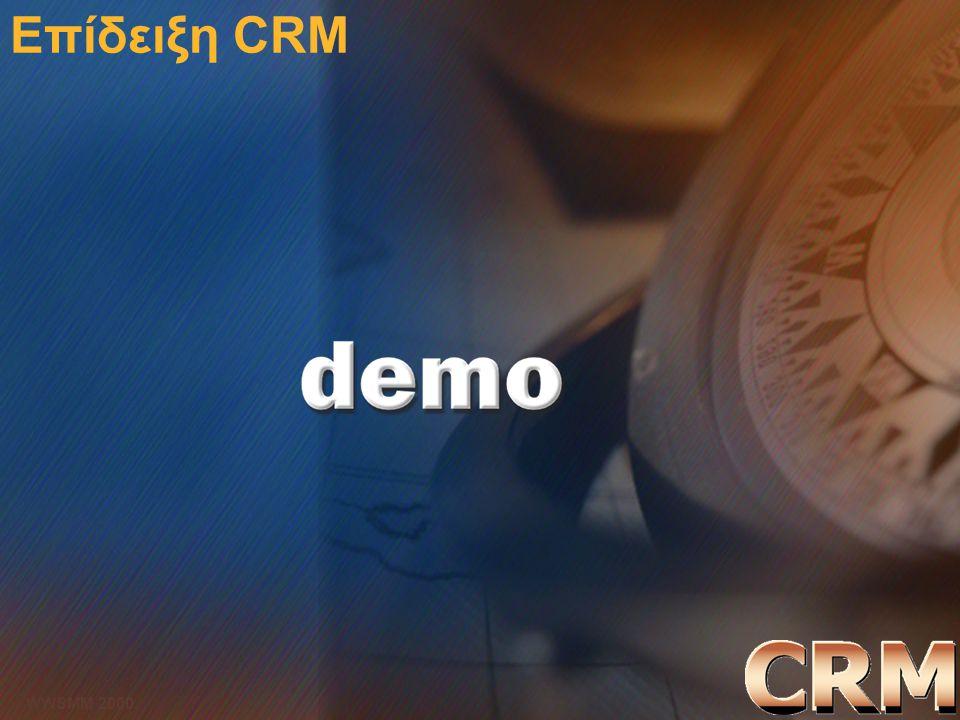 Επίδειξη CRM