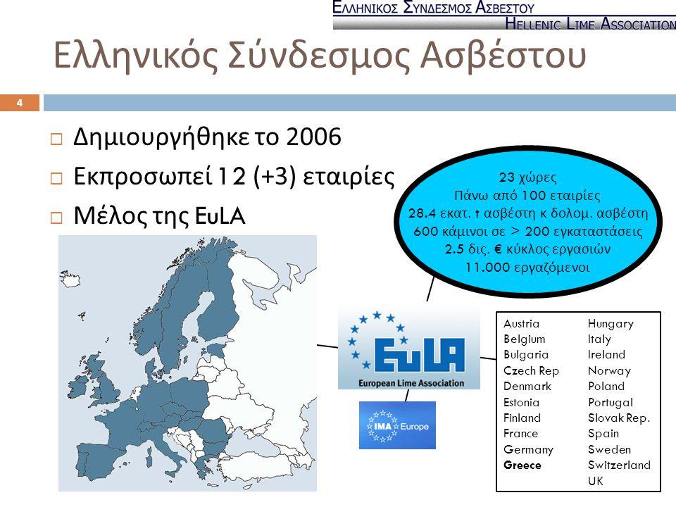 Ελληνικός Σύνδεσμος Ασβέστου
