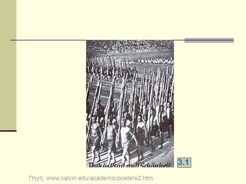 3.1 Πηγή: www.calvin.edu/academic/posters2.htm