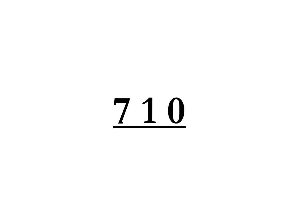 7 1 0