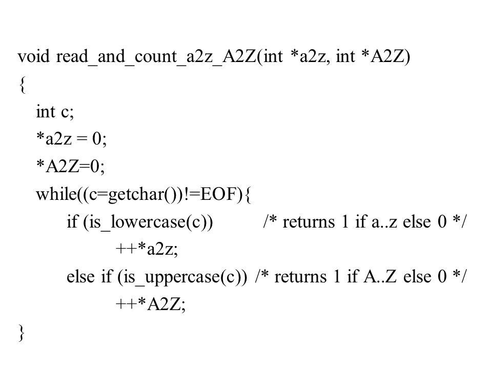 void read_and_count_a2z_A2Z(int *a2z, int *A2Z)