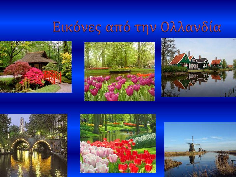 Εικόνες από την Ολλανδία