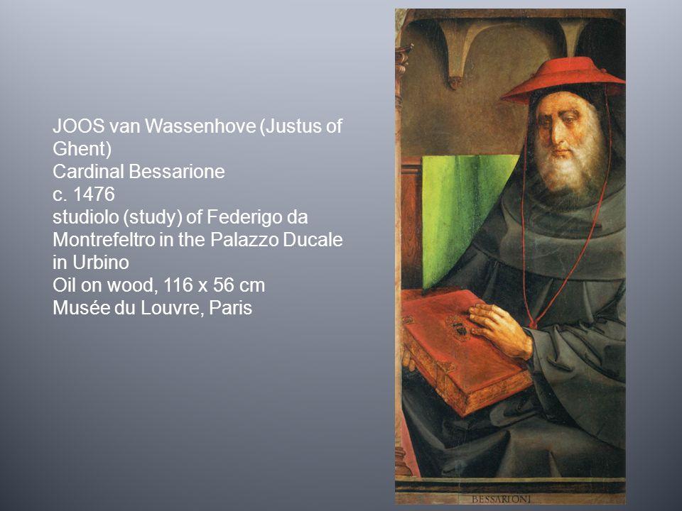 JOOS van Wassenhove (Justus of Ghent)