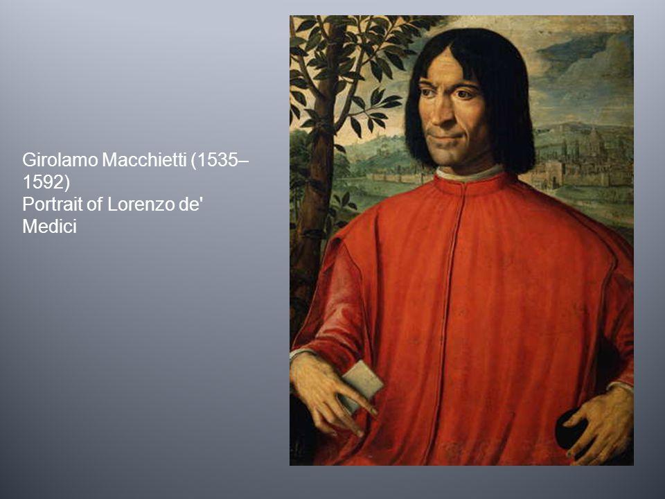 Girolamo Macchietti (1535–1592)