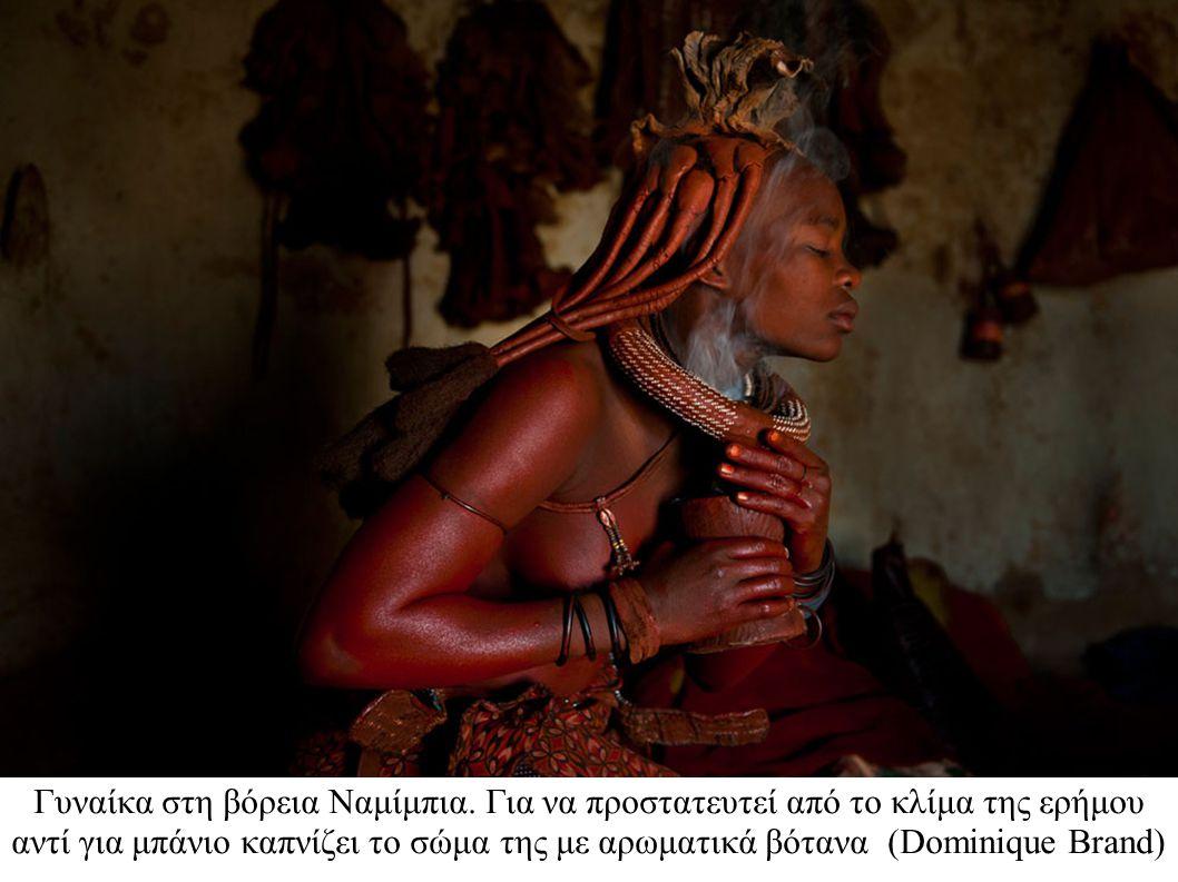 Γυναίκα στη βόρεια Ναμίμπια